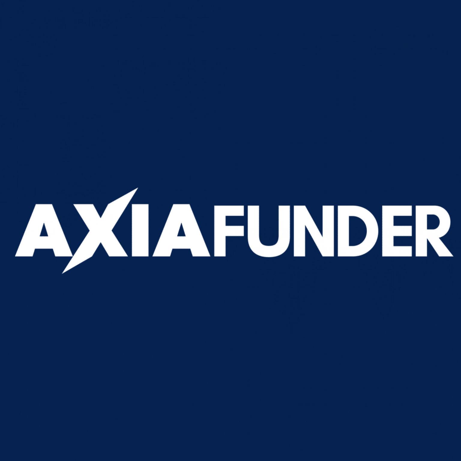 Logo of litigation financing platform Axiafunder