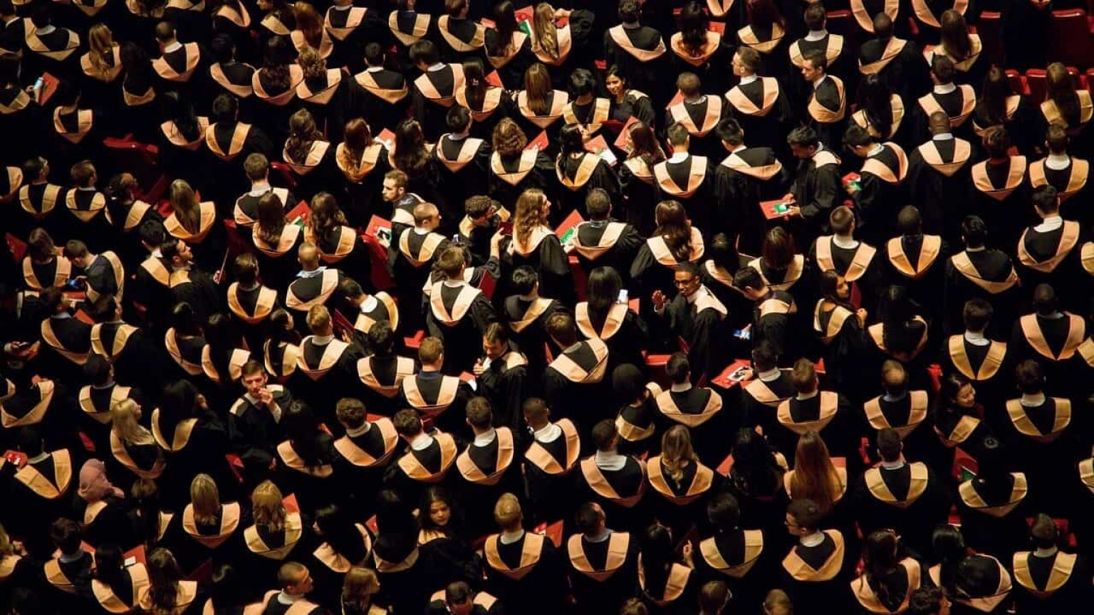 Students graduating with p2p loans