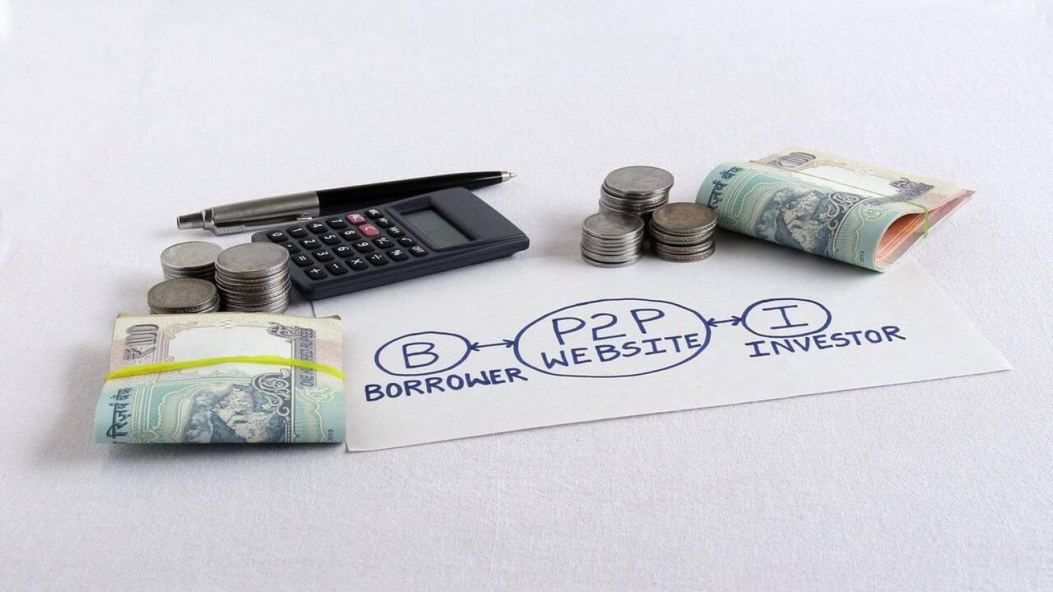 The two different investment structures in Peer-to-Peer Lending