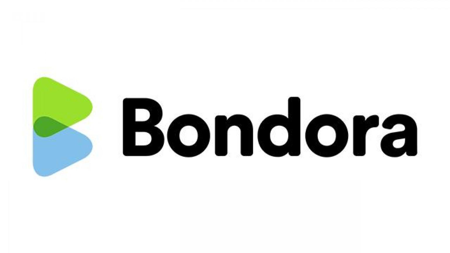 Logo of Peer-to-Peer lending platform Bondora