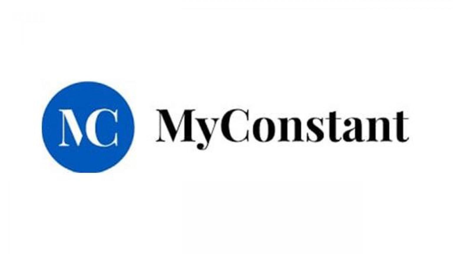 Logo of Crypto Lending platform MyConstant