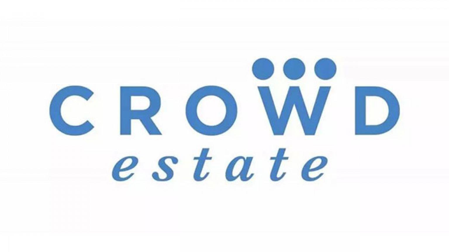 Logo of peer-to-peer real estate lending site Crowdestate