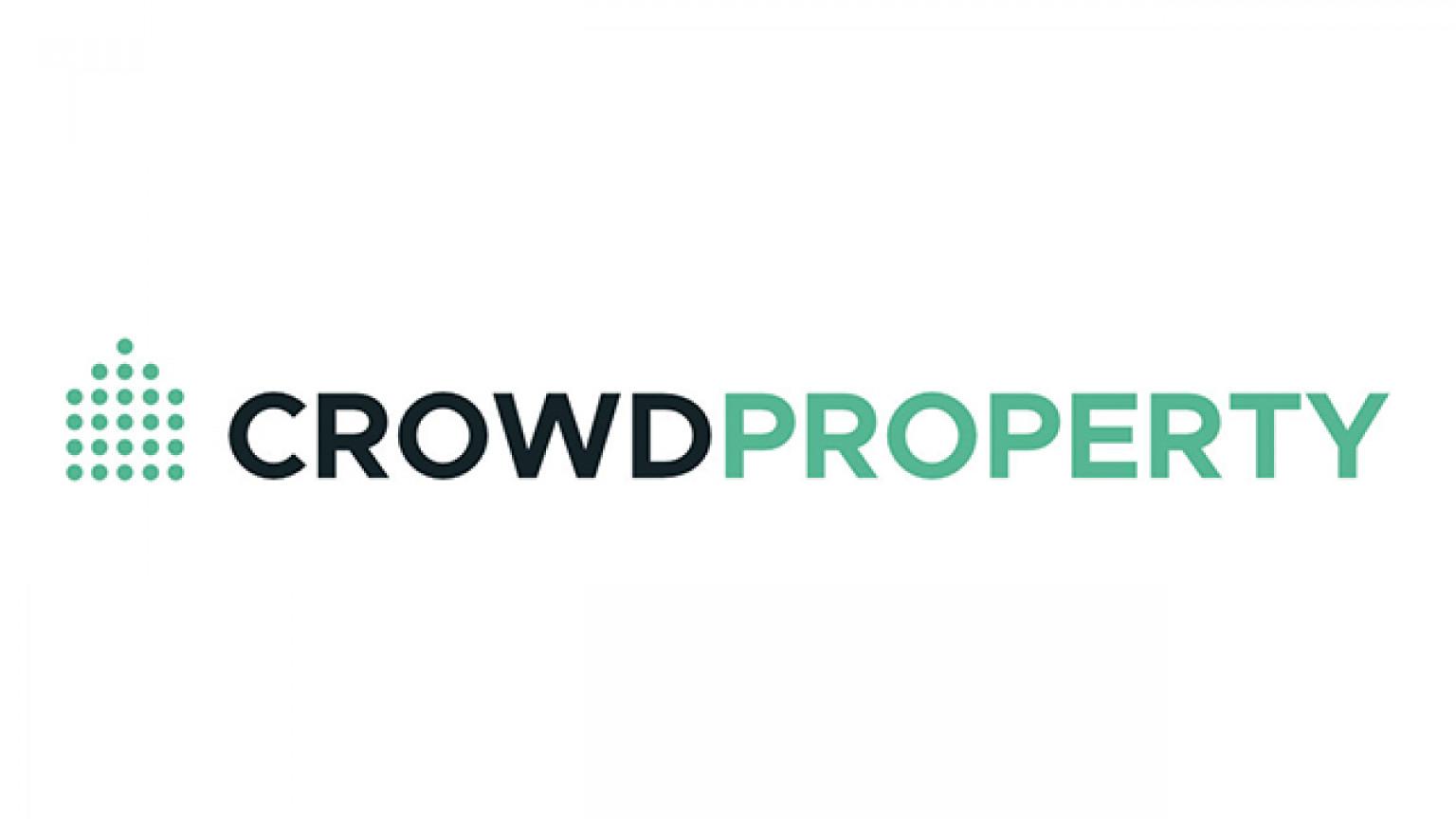 Logo of real estate crowdfunding platform CrowdProperty