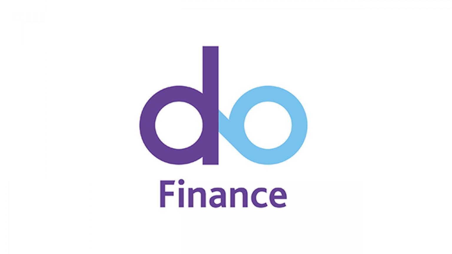 Logo of p2p lending marketplace DoFinance