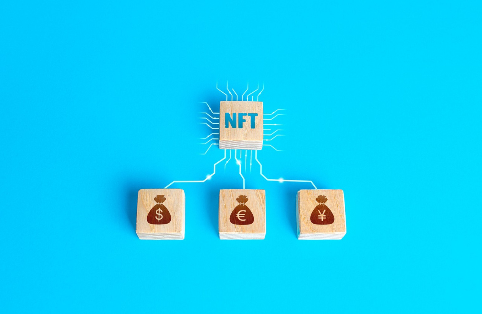 NFT's being used to borrow or lend against