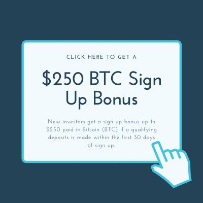 BlockFi sign up bonus terms & conditions