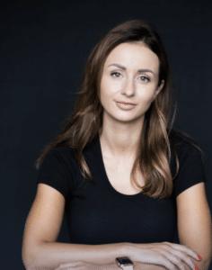 Picture of Twino CEO Anastasija Oļeiņika