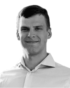 Picture of Gustas Germanavicius the Co-Founder of EvoEstate
