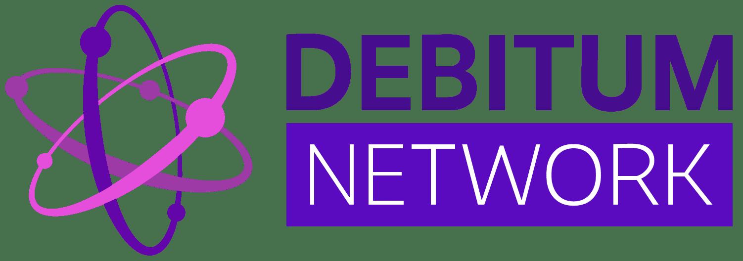 Logo of blockchain based p2p lender Debitum Network