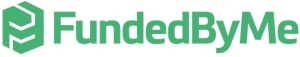 Logo of startup investment site FundedByMe