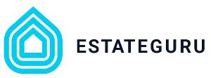 Logo of the real estate investment site EstateGuru