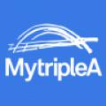 Logo of MytripleA